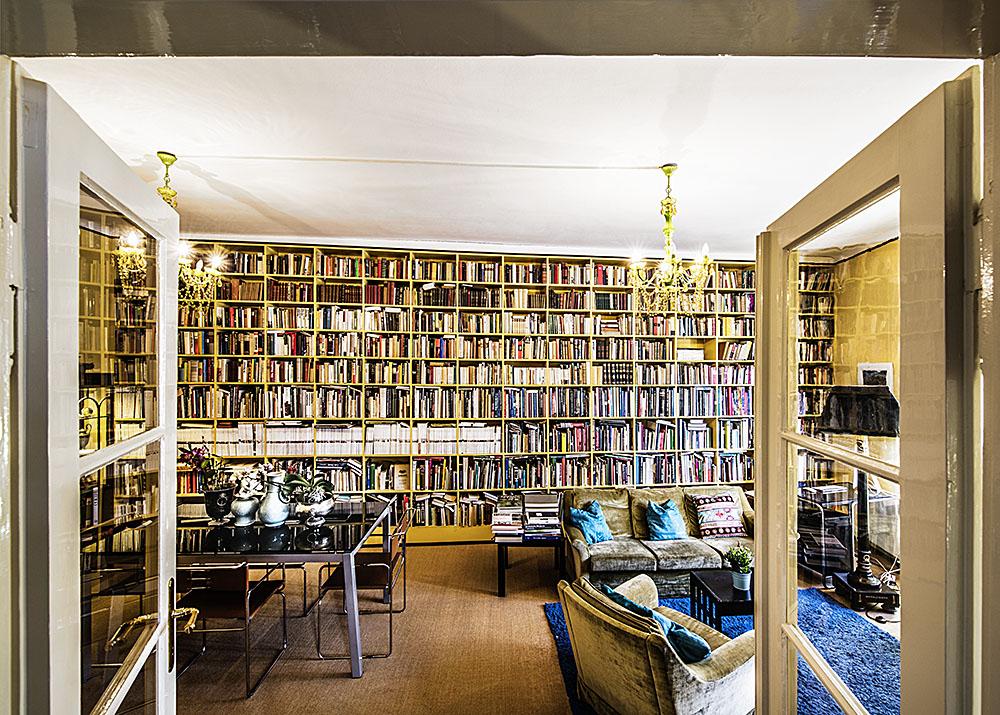 Interior design wohnung klaus j rgen bauer architektur for Wohnung interior